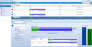 EMC Backup & Recovery Manager
